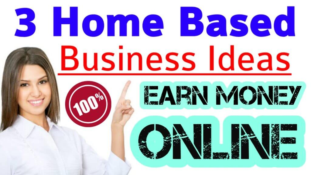 Make Money Online From hone, 3 home based business ideas, affiliate, selling products, Network marketing, #Earn, #iLearnTech #EarnLearnDuniya #india