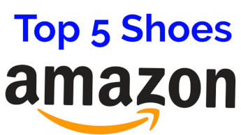 Top 5 Footwear on Amazon