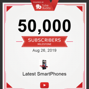 50K Subscribers Hit iLearnTech