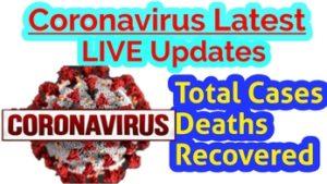Coronavirus case Latest Updates