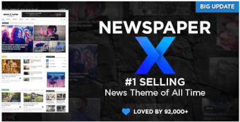Newspaper Theme Free Download