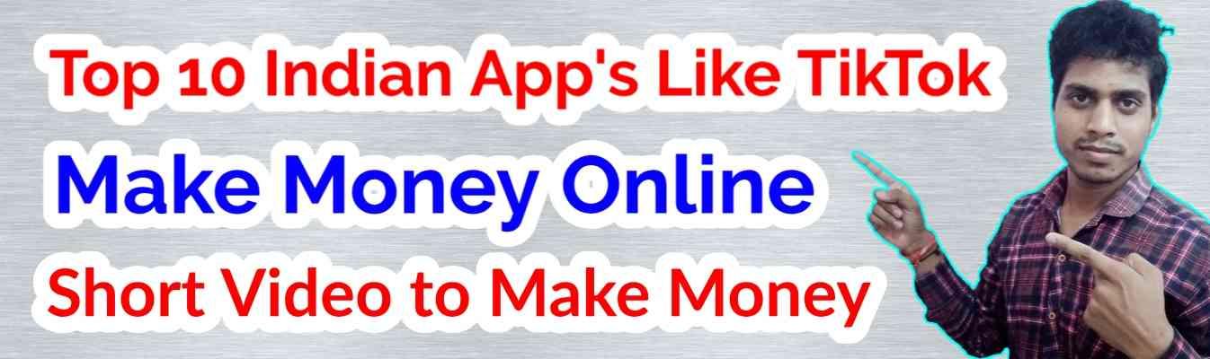 TikTok Alternative Top 10 Indian Apps